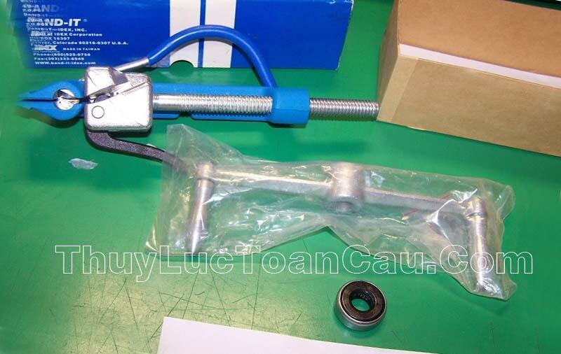 Dụng cụ siết căng dây đai inox qoay tay BAND IT C00169 - Ảnh chi tiết sản phẩm
