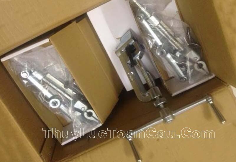 Kìm xiết đai inox Ybico S260, dụng cụ căng dây đai inox