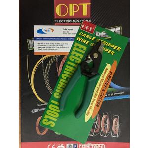Kìm tuốt sợi quang OPT FT-4