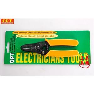 Kìm tuốt vỏ dây điện OPT LY-5021, LY-5022, LY-5023