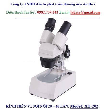 Kính hiển vi soi nổi XT-202