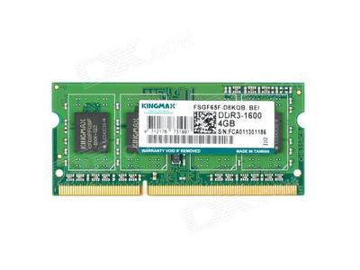 KINGMAX DDR3L   4GB   1600MHz