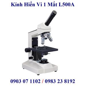 Kính Hiển Vi 1 Mắt Model:L500A