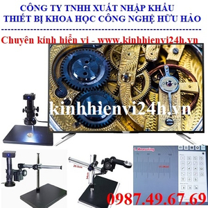 KÍNH HIỂN VI 4K HDM-2412-4K