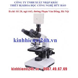 Kính hiển vi kết nối máy tính XSZ-1007-CCD (Kèm camera 3Mp)