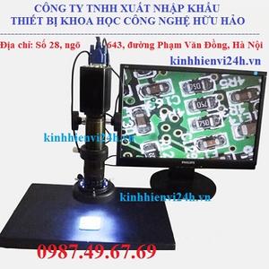Kính hiển vi kỹ thuật số có màn hình HHM-212TV