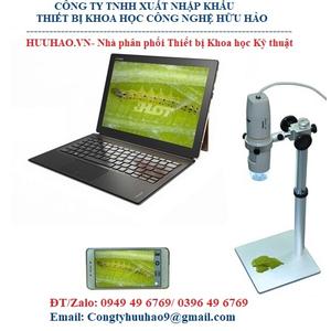 Kính hiển vi kỹ thuật số kết nối máy tính, điện thoại Dino-5MP-500X