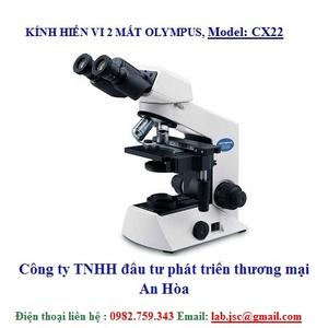 Kính hiển vi Olympus CX22