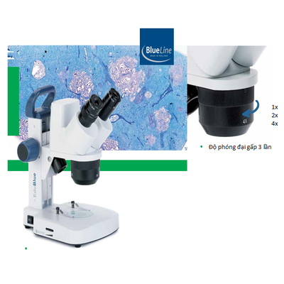 Kính hiển vi soi nổi dòng kỹ thuật số Dòng EduBlue