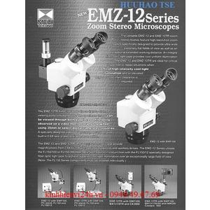 Kính hiển vi soi nổi Meiji EMZ-12TR(3 mắt)