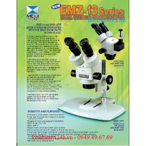 Kính hiển vi soi nổi Meiji EMZ-13TR (3 mắt)