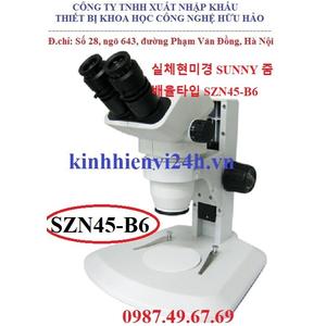 KÍNH HIỂN VI SZN45-B6