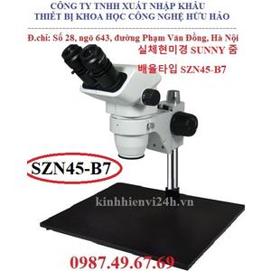 KÍNH HIỂN VI SZN45-B7