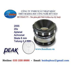 Kính lúp có thước đo Peak 2055 20X