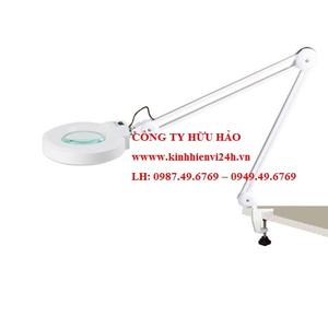 Kính lúp kẹp bàn 10X có đèn LT-86A