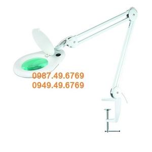 Kính lúp kẹp bàn điều chỉnh độ sáng đèn 8066D2 LED