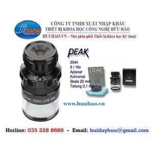 Kính lúp Peak Model 2044 8X-16X