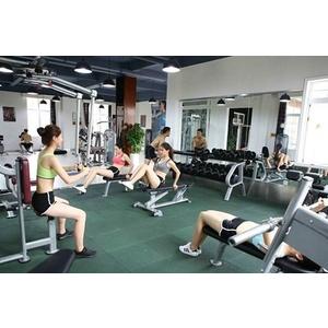 Thi công Kính thủy Gương soi phòng tập Gym Quận Tân Bình Tp HCM