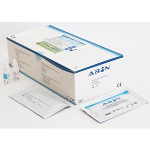 Kit chẩn đoán viêm loét dạ dày One Step H.Pylori Test (Device) Abon (dạng khay)