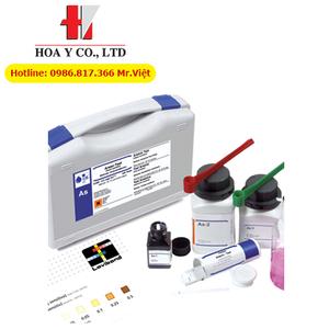 Kit kiểm tra nhanh hàm lượng Arsen trong nước uống Lovibond Arsen test kit