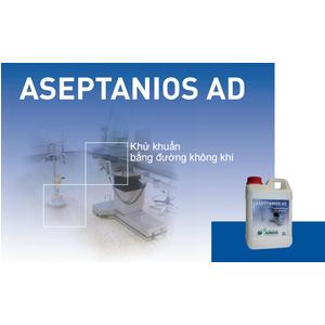 ASEPTANIOS AD - Khử khuẩn bằng đường không khí