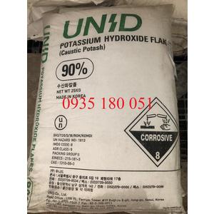 Potassium hydroxit KOH 90%