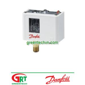 KPI36   Bellows pressure switch   Công tắc áp suất ống thổi   Danfoss Vietnam