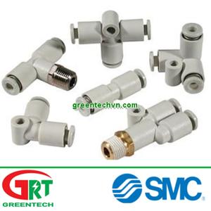 KQ2L04-01AS | SMC KQ2L04-01AS | Khớp nối nhanh khí nén | Air Fittting | SMC Vietnam