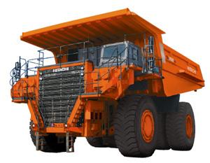 Xe tải khung liền Hitachi EH5000ACII