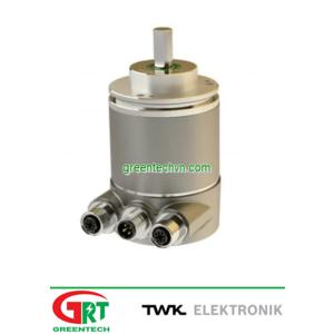 KRP   Absolute rotary encoder   Bộ mã hóa quay tuyệt đối   TWK Vietnam