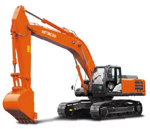 Máy xúc đào Hitachi cỡ trung ZX350LCH-5G