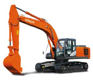 Máy xúc đào Hitachi cỡ trung ZX240LC-5G