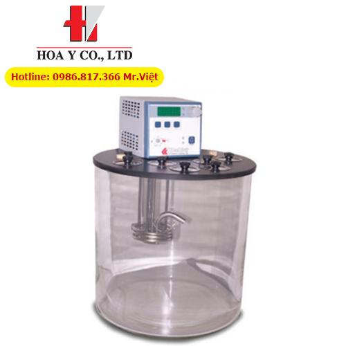 Thiết bị đo độ nhớt động học dầu nhớt KV1000 theo tiêu chuẩn ASTM D445