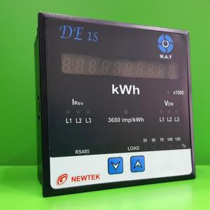 Đồng Hồ Đếm kWh Newtek ACE DE1S