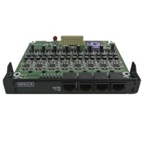 KX-NS5174 - Card 16 máy lẻ analog, Sử dụng cho mọi điện thoại