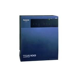 KX-TDA100-16-40: Tổng đài điện thoại Panasonic 16 vào 40 máy lẻ