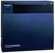 KX-TDA200-16-88: Tổng đài điện thoại Panasonic 16 vào 88 máy lẻ