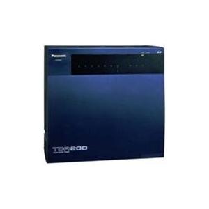 KX-TDA200-16-96: Tổng đài điện thoại Panasonic 16 vào 96 máy lẻ