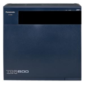 KX-TDA600-32-272: Tổng đài Panasonic 32 vào 272 máy lẻ