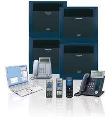 KX-TDE600: Khung chính tổng đài IP Panasonic KX-TDE600