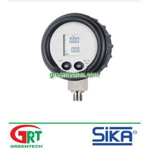 L | sika Digital pressure gauge | Đồng hồ áp suất |Digital pressure gauge | Sika Vietnam