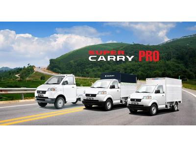 Là tài xế – Có nên mua xe Suzuki Super Carry Pro để chở hàng?