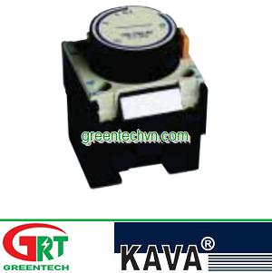 Kava LA3-DT0 | LA3-DT2 | LA3-DT4 | LA2 Time Delay Auxiliary Contact Block | Kava Viet Nam