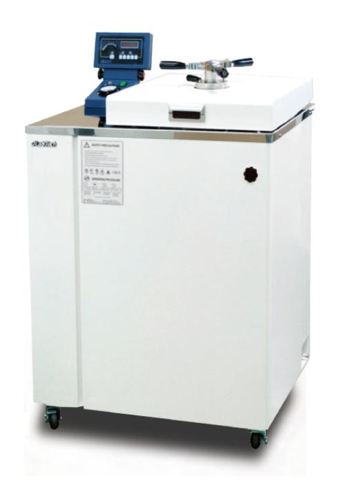 Nồi hấp tiệt trùng 80 lít Model: LAC-5080SD hãng labtech hàn quốc