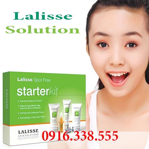 Lalisse Spot-Free Starter Kit