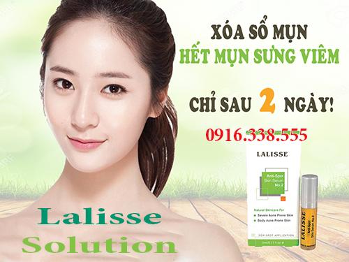 Lalisse Anti-Spot Skin Serum No. 2 đặc trị mụn trong 24h