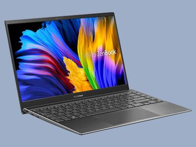 Asus Zenbook Q408UG   AMD R5-5500U   Ram 8GB   SSD 256GB   MX450   14.0 FHD IPS