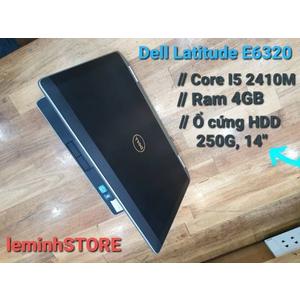Laptop Del Latitude E6320