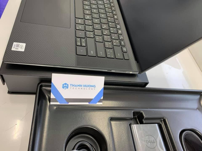 New Dell XPS 15 9500 (2020) Core i7 10750H /i9 10885H   Ram 16/32/64GB - Nhiều Option Mới 100%
