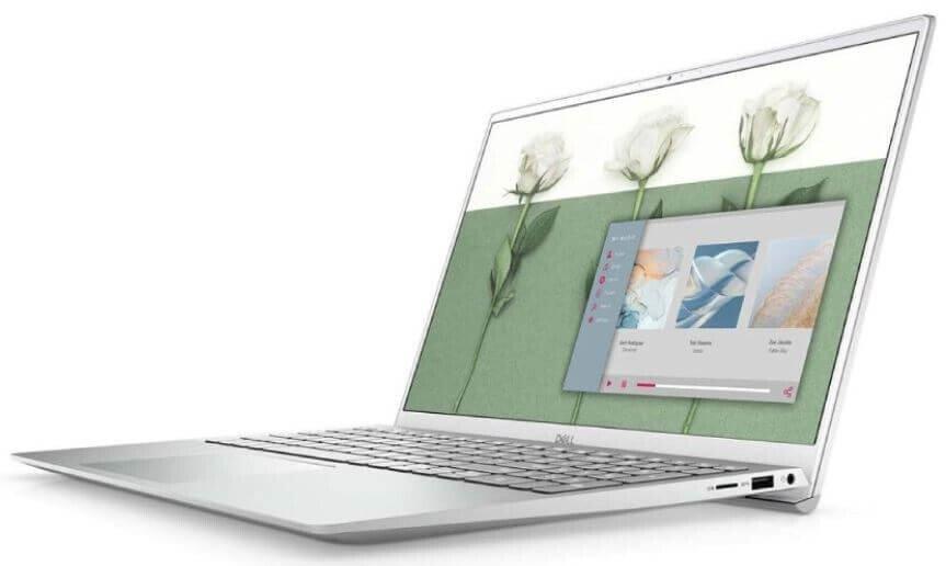laptop Dell inspiron 5502